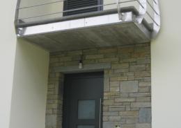 parete esterna in pietra - progetto4